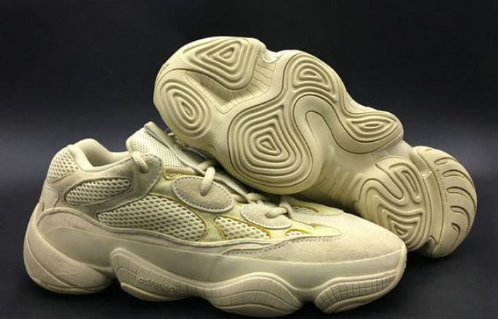 506c39ababd7a Yeezy 500 Super Moon Yellow