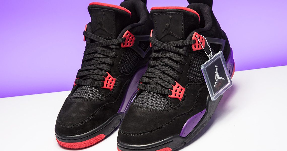 on sale d62de 4bfed Air jordan 4 raptor official