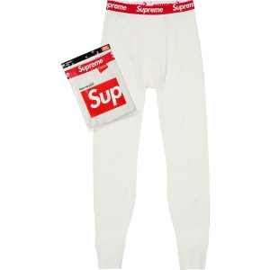 Supreme Hanes Thermal Pant (1 Pack)