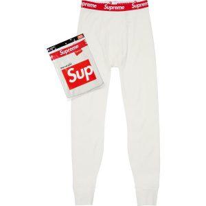 Supreme Hanes Thermal Pant (1 Pack)