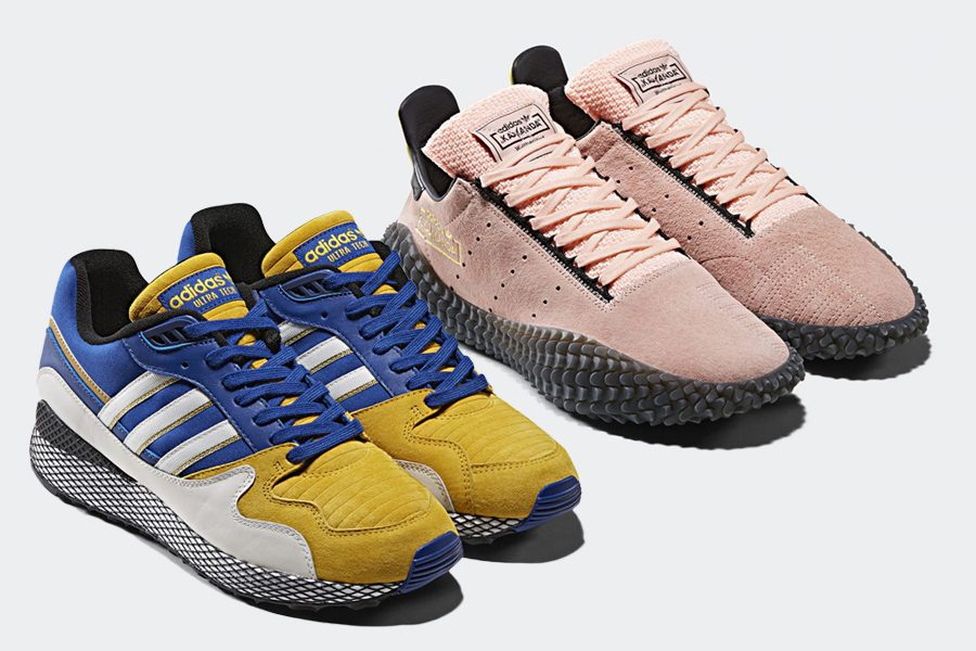 newest c0feb ec4fa adidas kamanda majin buu ultra tech vegeta